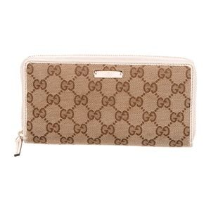 fab0179b93c7 Women Gucci Zip Wallet on Poshmark